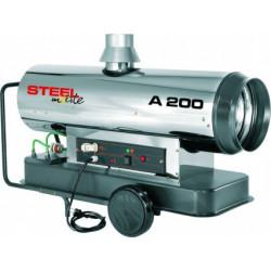 Wynajem nagrzewnicy Steelmobile A200