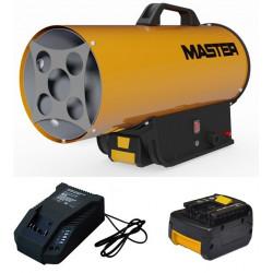 Nagrzewnica gazowa MASTER BLP 17M DC [16kW]
