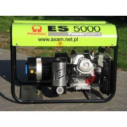 Agregat prądotwórczy Pramac ES 5000 AVR