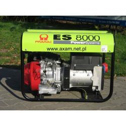 Agregat prądotwórczy Pramac ES 8000 AVR