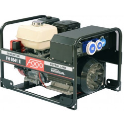 Agregat prądotwórczy Fogo FH 6540