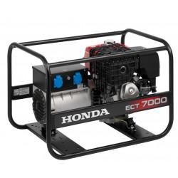 Wynajem agregatu Honda ECT 7000