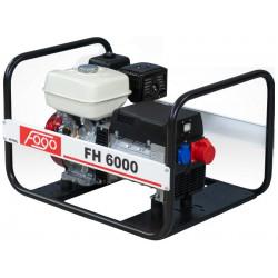 Agregat prądotwórczy Fogo FH 6000