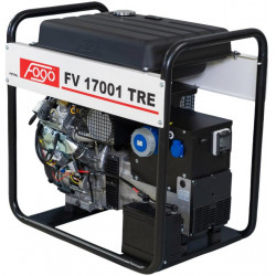 Agregat prądotwórczy Fogo FV 17001 TRE