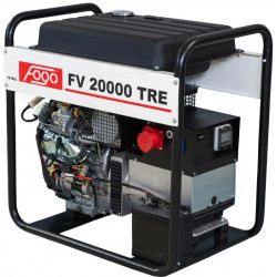 Agregat prądotwórczy Fogo FV 20000 TRE