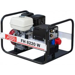 Agregat prądotwórczy Fogo FH 8220W