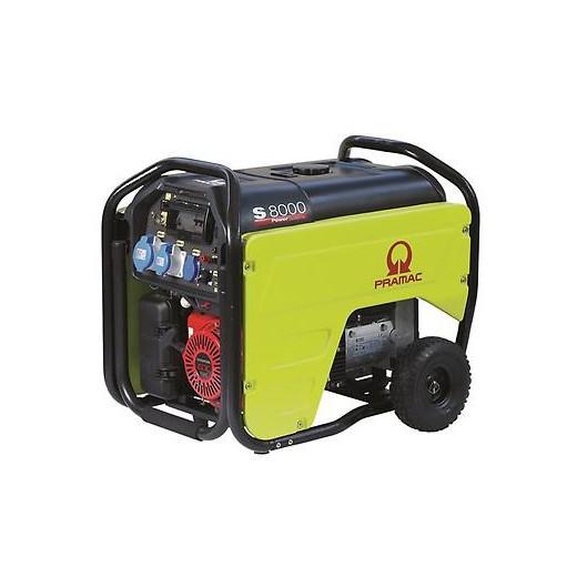 Agregat prądotwórczy Pramac S 8000