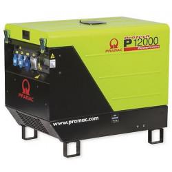 Agregat prądotwórczy Pramac P 12000