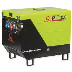 Agregat prądotwórczy Pramac P 12000 3~