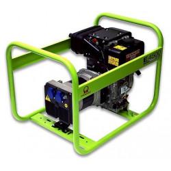 Agregat prądotwórczy Pramac E 4500 Diesel