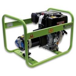Agregat prądotwórczy Pramac E 6500 Diesel