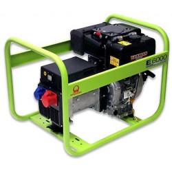 Agregat prądotwórczy Pramac E 6000 Diesel