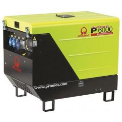 Agregat prądotwórczy Pramac P 6000 Diesel