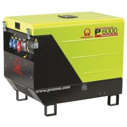 Agregat prądotwórczy Pramac P 6000 3~ Diesel