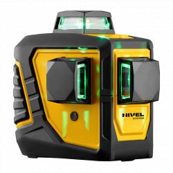 Laser krzyżowy Nivel System CL3D-G