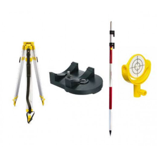Zestaw orientacyjny dla niwelatorów rurowych