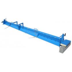 Łata profilująca mechaniczna 4,5 - 6,5 m Jazon