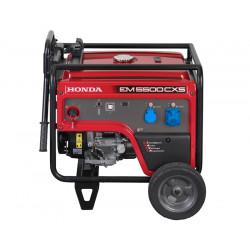 Agregat prądotwórczy Honda EM5500CXS + przegląd