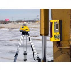Niwelator laserowy Spectra LL300 + Odbiornik HL450