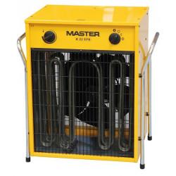 Nagrzewnica elektryczna MASTER B 22EPB [22 kW]